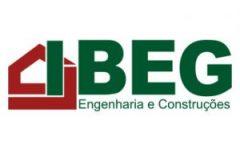 Logo IBEG Engenharia e Construção