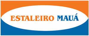 Logo Estaleiro Mauá Jurong